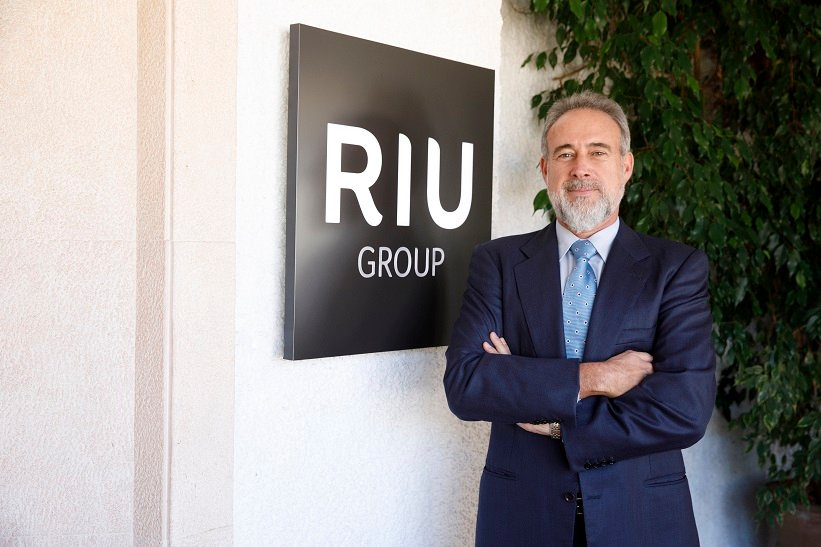 Luis Riu, CEO of RIU Hotels & Resorts
