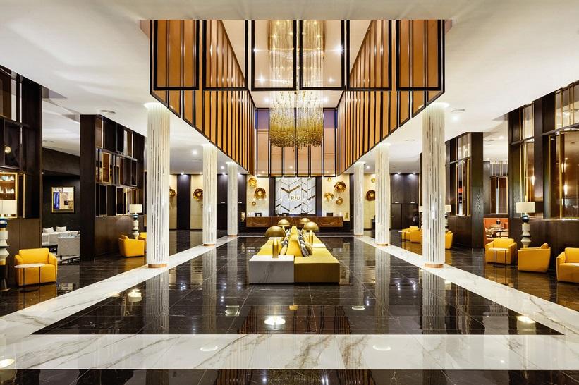 Dank seiner Renovierung, hat das Riu Palace Oasis seine 5 Sterne wiedererlangt