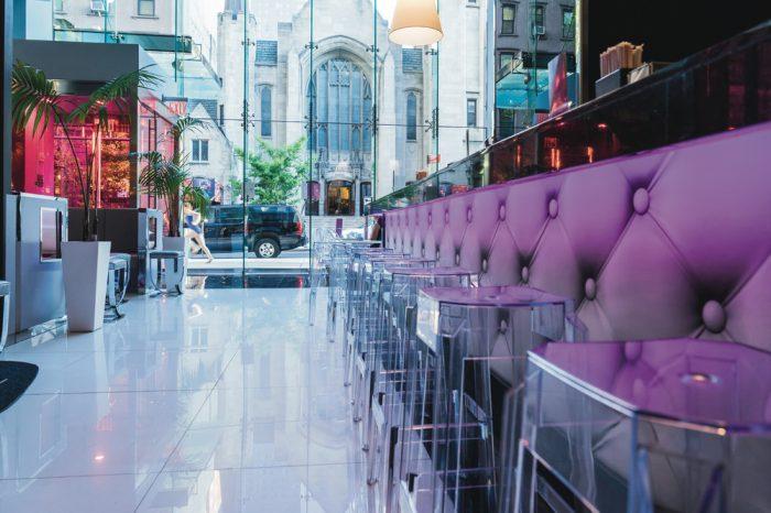 Puedes cenar en el hotel Riu Plaza New York Times Square