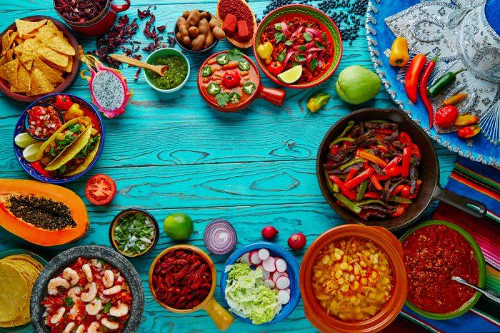 Si viajas con RIU a Cancún no puedes perderte su rica gastronomía
