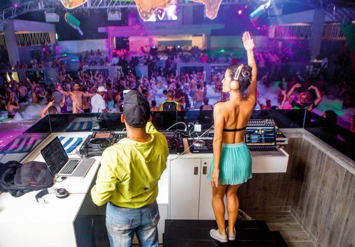 En los hoteles de RIU en Punta Cana podrás disfrutar de las Riu Party