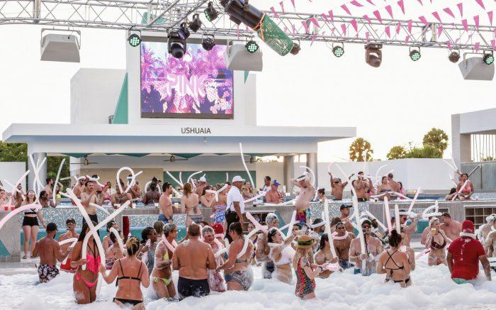 No te pierdas las Pink Party de RIU en Punta Cana
