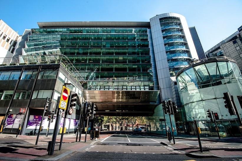 Das erste RIU Hotel im Vereinigten Königreich wird der Riu Plaza Linie angehören