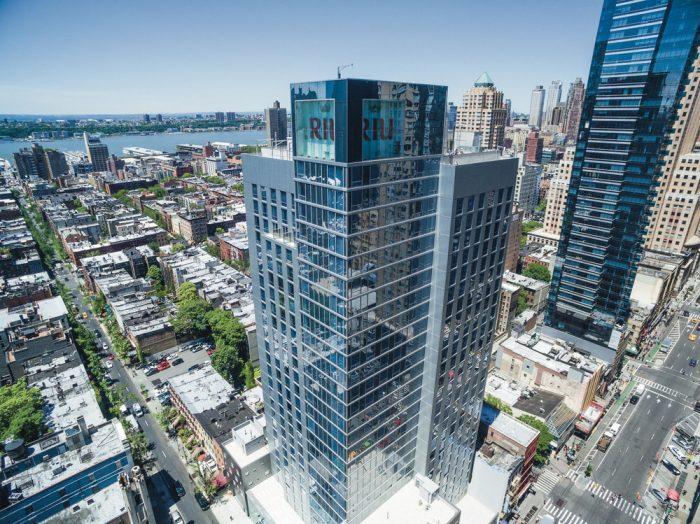 El hotel Riu Plaza New York Times Square ofrece la ubicación perfecta