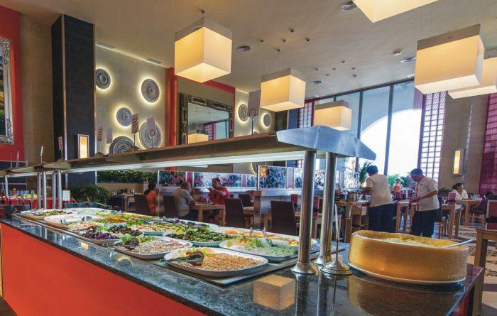 En el hotel Riu Cancun podrás disfrutar de las delicias del restaurante italiano