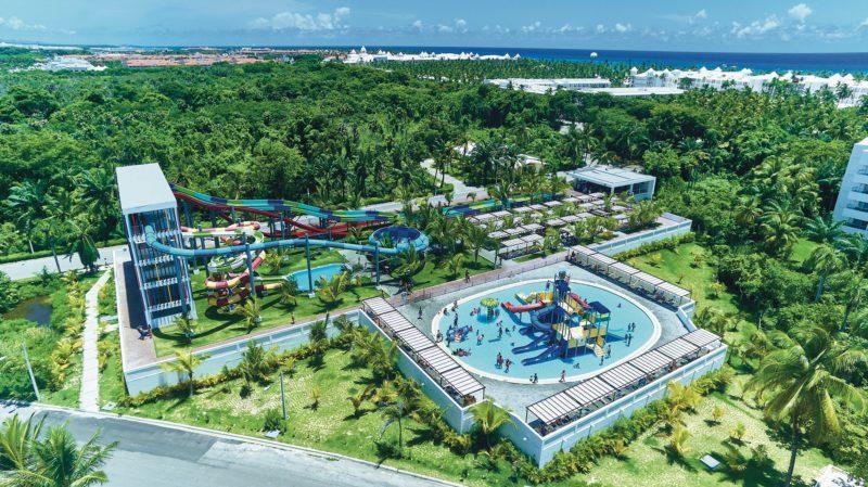 Der Aquapark Splash Water World bietet Riesenspaß für große und kleine Gäste