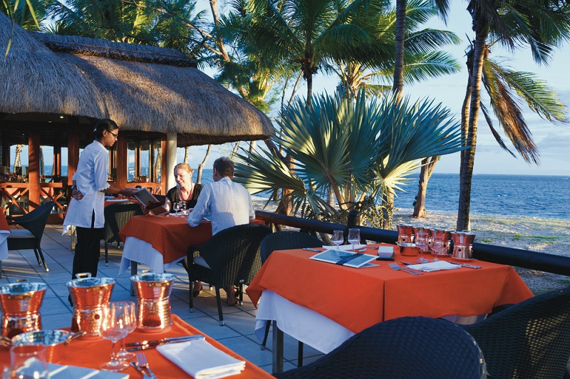 You can enjoy the Indian restaurant at the hotel Riu Creole