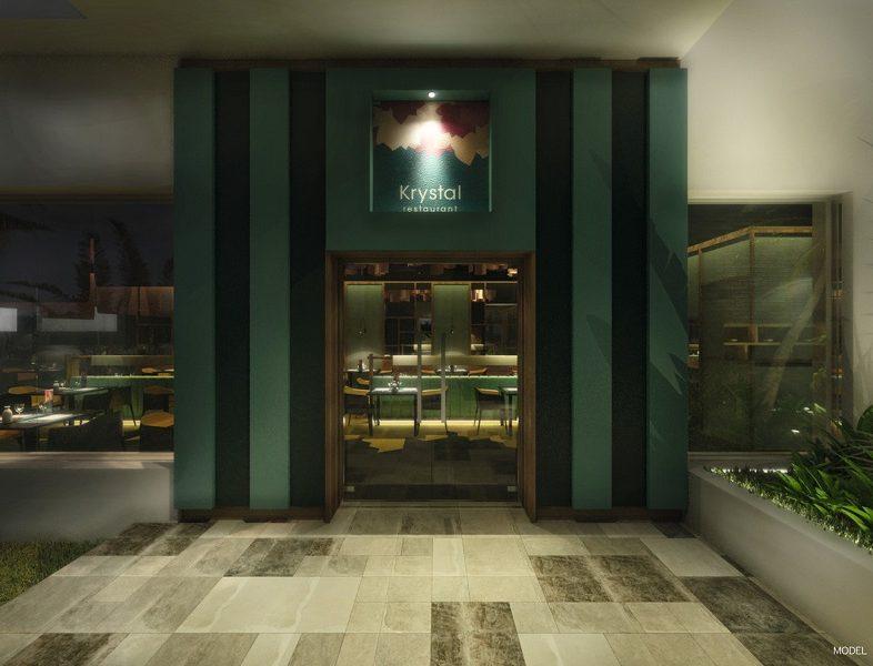 Im Restaurant Fusion des Riu Palace Maldivas kann man neue Geschmacksrichtungen probieren