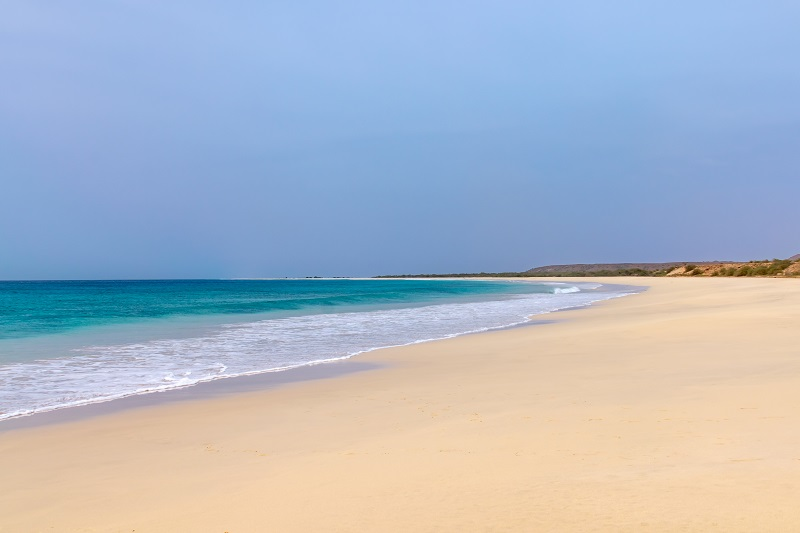 The best thing about Boa Vista is its endless beaches