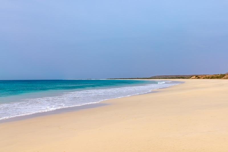 Das Beste auf Boa Vista sind die unendlichen Strände der Insel
