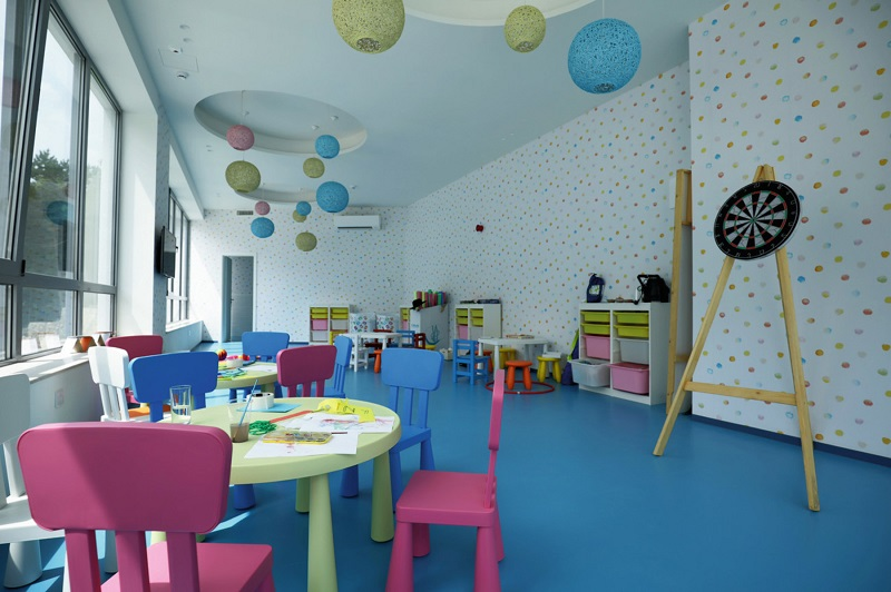 Children will just love the RiuLand area prepared exclusively for them
