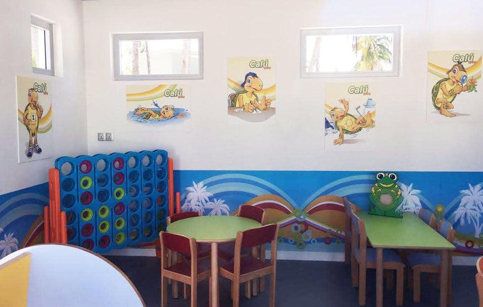 Los niños tendrán un Club RiuLand en Maldivas donde podrán jugar con nuevos amigos
