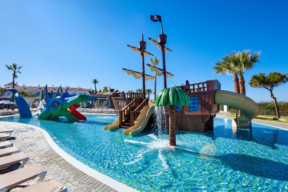 En el splash del Riu Chiclana tus hijos serán auténticos piratas