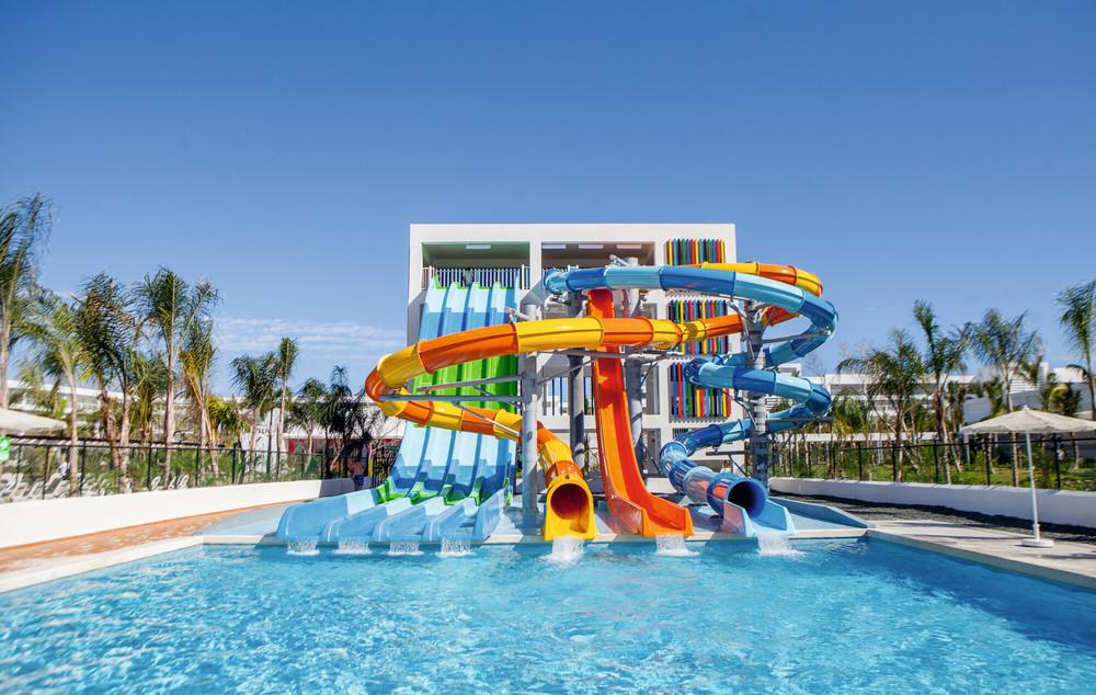El hotel Riu Republica tiene su propio Splash Water World