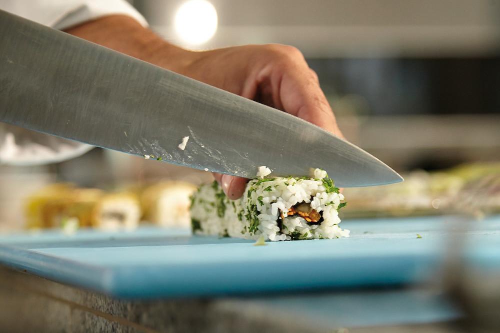 Die japanischen Restaurants sind in den Hotels der Palace-Kategorie zu finden
