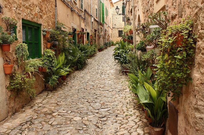 Fornalutx ist als das schönste Dorf Spaniens bekannt