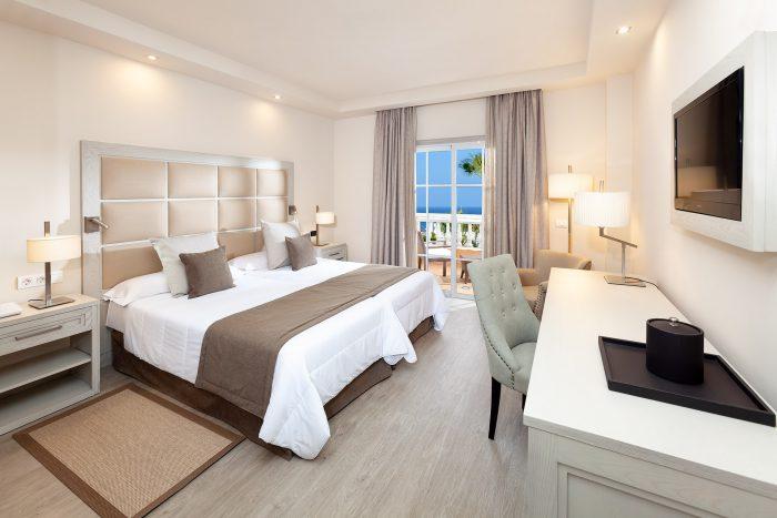 Así lucen las nuevas y modernas habitaciones del Riu Garoe tras la renovación