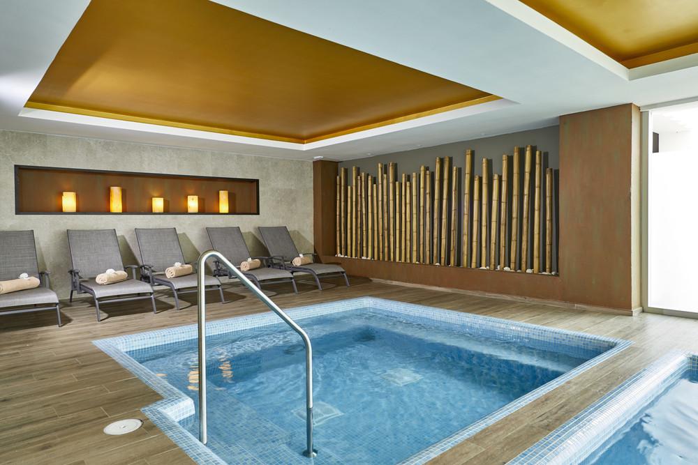 Algunos hoteles Adults Only cuentan con spa