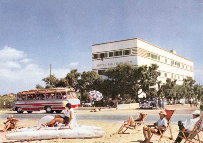 El hotel Riu San Francisco fue el primer establecimiento de la cadena RIU