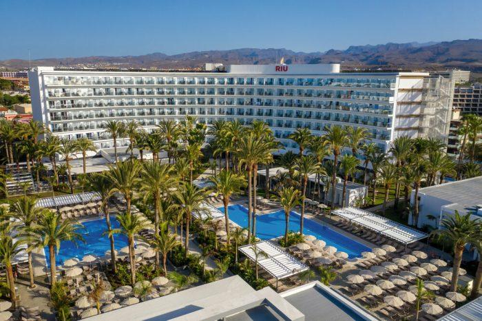El resultado de la reforma ha sido un nuevo hotel de categoría Riu Palace