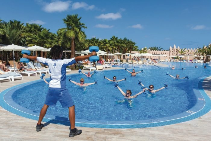 At the Riu Palace Cabo Verde hotel you can enjoy our RiuFit program