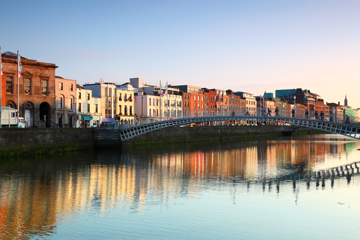 Enjoy your time off by visiting the capital of Ireland with RIU