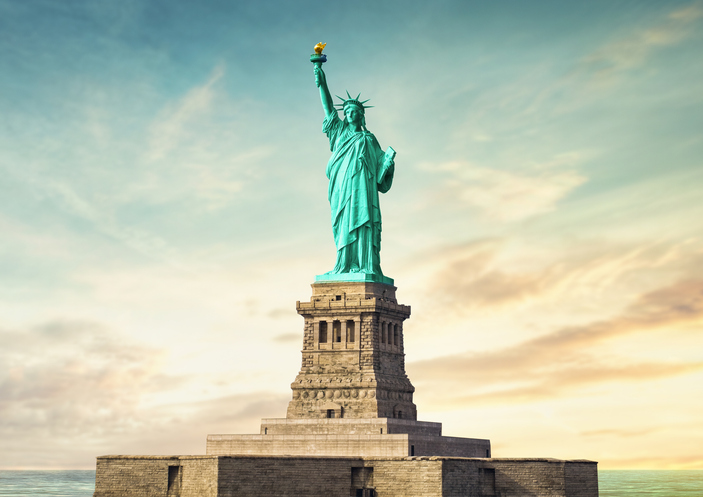 Don't miss the chance to visit the Statue of Liberty