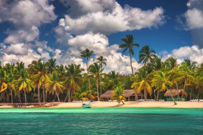 You simply must visit Punta Cana's Saona Island