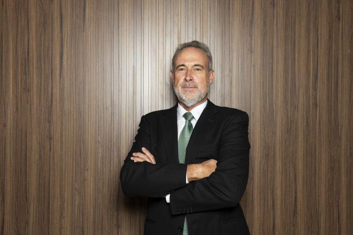 Luis Riu Güell, propietario y CEO de la cadena RIU Hotels & Resorts