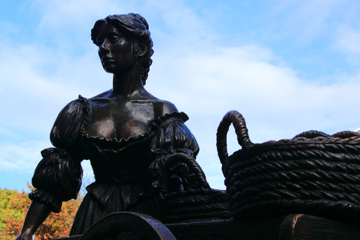 Discover the legend of the Molly Malone Statue with RIU