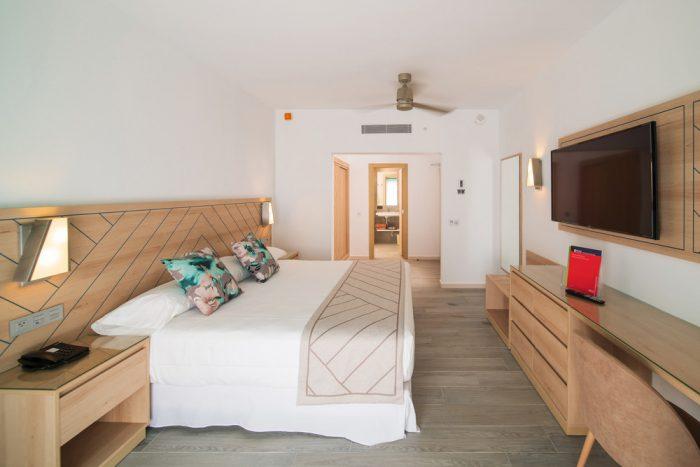 Todas las habitaciones del hotel Riu Ocho Rios han sido renovadas
