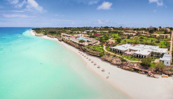 The Riu Palace Zanzibar and La Gemma dell'Est hotels await you in Zanzibar