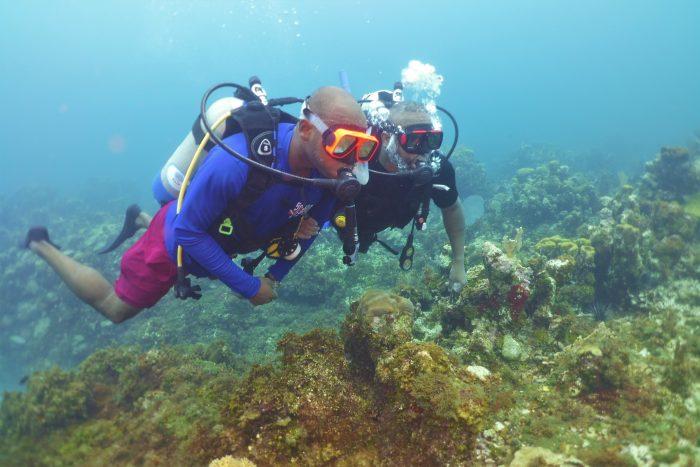 Práctica buceo con RIU y descubre el precioso fondo del mar de Jamaica