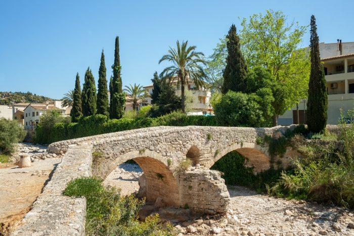Lernen Sie bei einem Besuch der Festung Castell del Rei Teil der Geschichte Mallorcas kennen