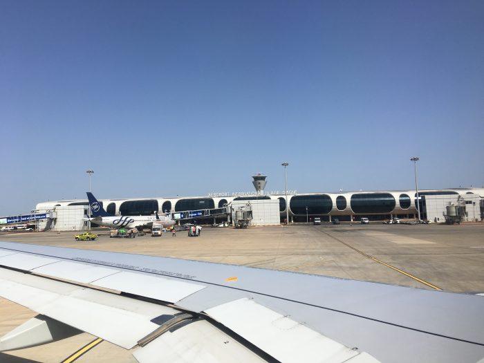 Internationaler Flughafen Blaise Diagne im Senegal