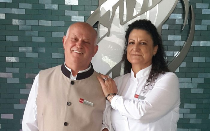 Lucía Murillo has been working for more than 25 years at the RIU chain