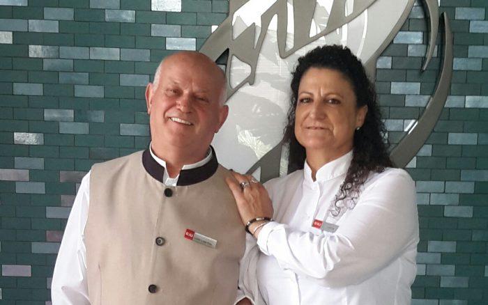 Lucía Murillo lleva más de 25 años trabajando en la cadena RIU