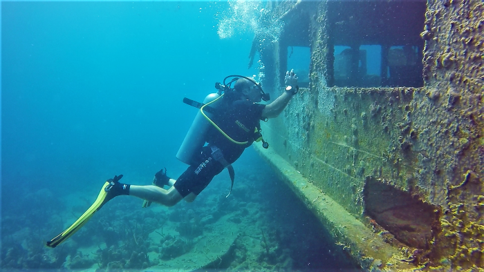 Don't miss out on visiting the seabed in the Dominican Republic with RIU