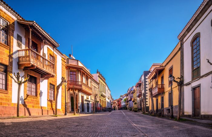 Discover Teror old town with RIU