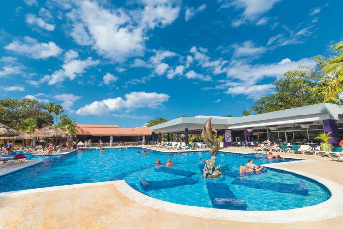 Hotel Riu Lupita, Luis Rius bevorzugtes Hotel in Playa del Carmen