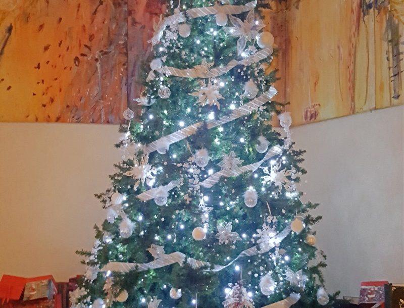 Todos los hoteles RIU han sido decorados con las mejores galas navideñas.