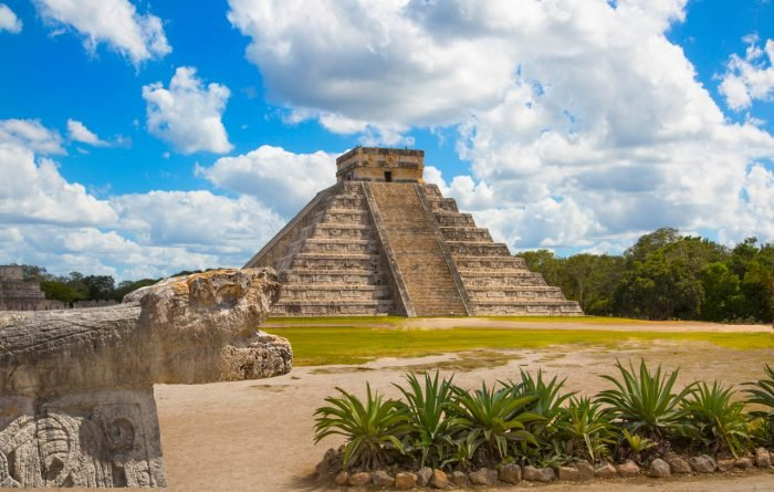 Take a trip to the Mayan ruins with RIU