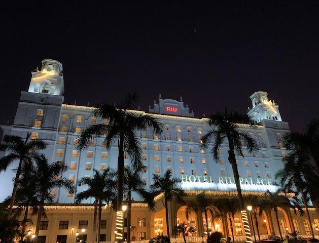 Todos los hoteles RIU han sido decorados con las mejores galas navideñas