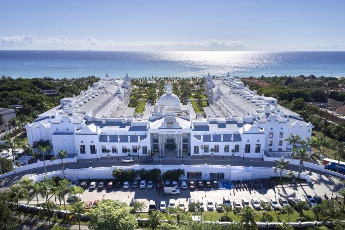 The Riu Palace Riviera Maya hotel has been RIU's final reopening of 2019