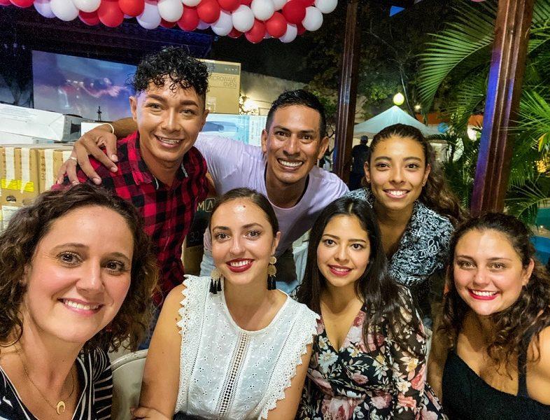 Los trabajadores de muchos hoteles de RIU han podido asistir a celebraciones de Navidad preparadas para ellos