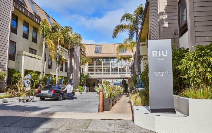 San Francisco ist seit 2019 der Sitz des Riu Plaza Fisherman's Warf Hotel