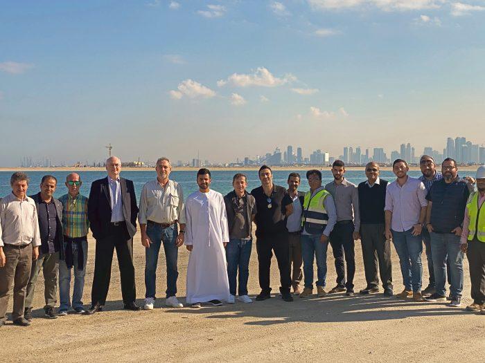 Luis Riu reconoce estar muy interesado en el proyecto del hotel de Dubai