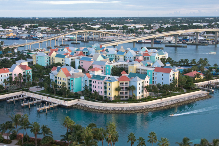Visit Nassau, the capital of the Bahamas, with RIU
