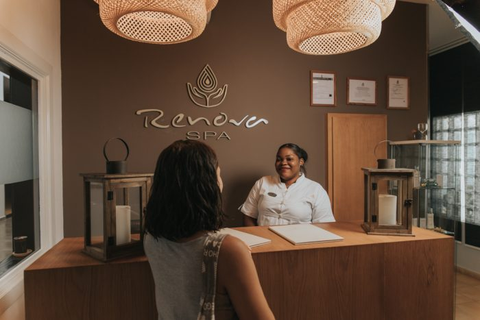 The Renova Spa treatments in the Bahamas will leave you refreshed and renewed