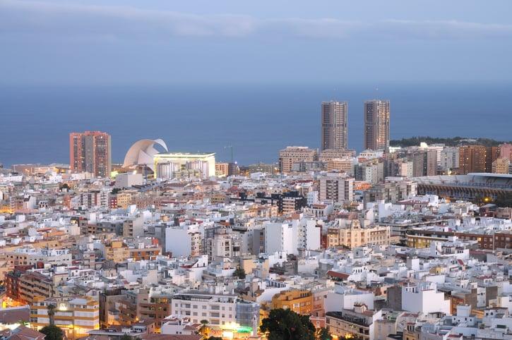 Santa Cruz de Tenerife, eine bezaubernde Stadt mit RIU
